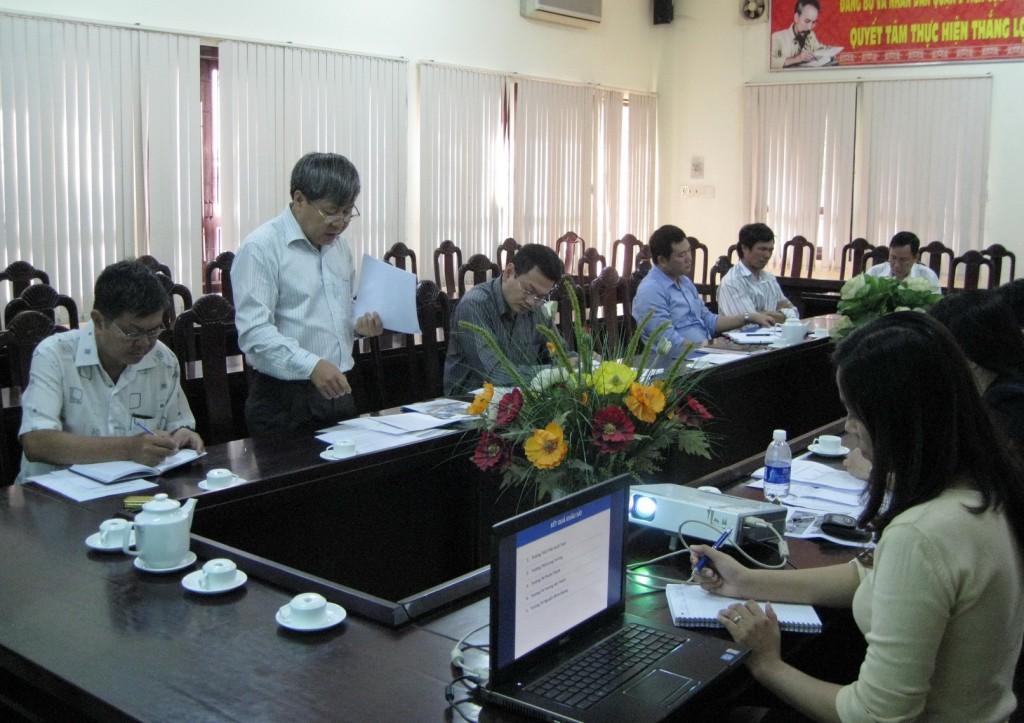 First Safe School Zone Working Committee Meeting convenes