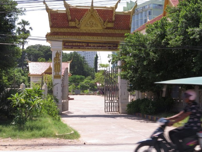Four primary schools with high motorcycle riding rates in Phnom Penh, Cambodia are selected for Safety Delivered Phase II