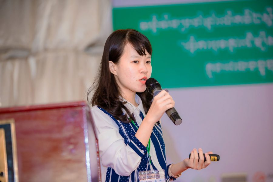 Slow Zones, Safe Zones highlight results presented at the 2nd Annual Conference for Road Safety in Cambodia