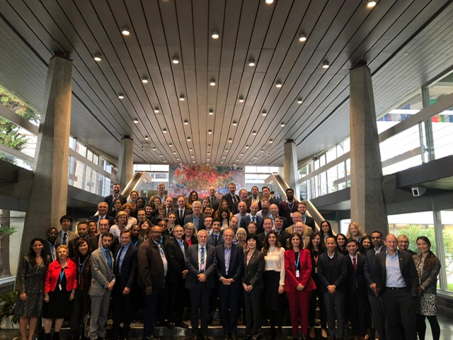 AIP Foundation joins UN Road Safety Collaboration meeting at WHO Headquarters in Geneva