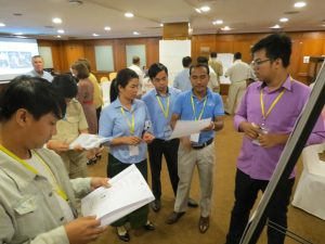 Building a culture of road safety leadership with Cambodian educators