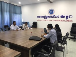 Road Safety Working Groups established to advocate for safer commutes within Cambodian factories