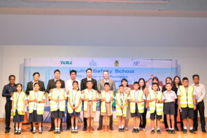 AIP Foundation and Toll Group announce launch of Hauling Safety program in Thailand
