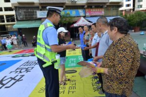 Placing road safety into the hands of the community