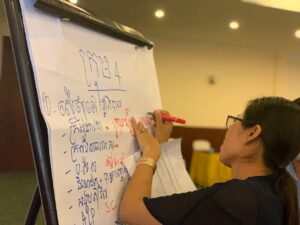 Commuting Safety advocates power forward with second trade union leadership workshop to safeguard the well-being of factory workers