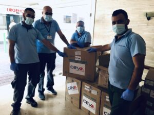 10,000 masks and gloves donated by Vietnamese social enterprise reaches impacted communities in Beirut