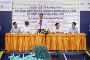 Safety Delivered advocates for government enforcement on helmet quality in Vietnam