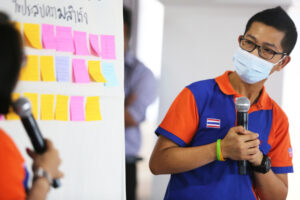 Making road safety efforts sustainable in Thailand